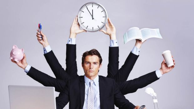 Nine tips to help you make the most of your time. | Brisbane Times | 28.09.16
